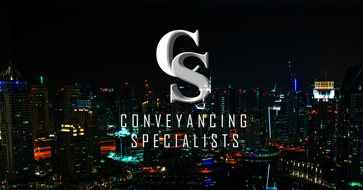 Who Are We - Conveyancing Specialists